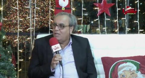 ستوديو كريسمس بكرا: غزال ابو ريا يطالب الجهات المسؤولة من أجل خلق اطر آمنة لمكافحة العنف المجتمعي